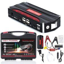 68800mAh 12V Car USB Jump Starter Battery Car Emergency Pack Charger Booster SOS
