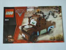 LEGO® Bauanleitung / Instruction Nr. 8201