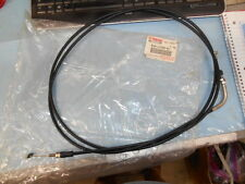 NOS Yamaha OEM Throttle Cable WR500 SJ650 SJ700 FX700 WRB650 EU0-U7252-01