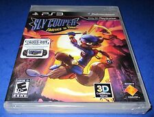 Sly Cooper: Thieves in Time Sony PlayStation 3 *Factory Sealed! *Free Shipping!