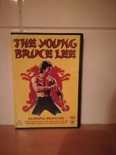 THE YOUNG BRUCE LEE DVD- REGION 2 - NEW/RARE