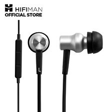 HIFIMAN RE400i V2 HiFi In Ear Earphone w/Mic,Volume Control for iPhone/iPad/iPod
