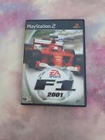 F1 2001 (Sony PlayStation 2, 2001)