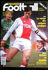 FRANCE FOOTBALL 12/5/1987; Finale de la coupe d'Europe des vainqueurs de coupe