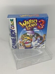 WARIO LAND 3 GameBoy Game Boy Color - Brand New factory sealed - Made in Japan