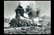 Union Pacific Big Boy PHOTO Steam Locomotive 4019 Railroad UP train 4-8-8-4
