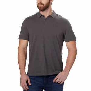 Calvin Klein Men's Short Sleeve Cotton Polo Shirt