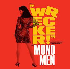 THE MONO MEN Wrecker! CD Garage Rock Punk Estrus NEW