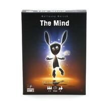 The Mind Card Game Puzzle Party Board Games Team Experience Interactive Strategy
