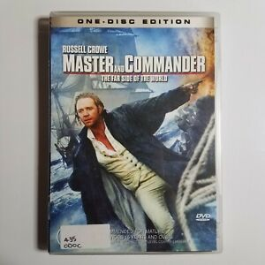 Master and Commander: The Far Side of the World | DVD Movie | Russell Crowe