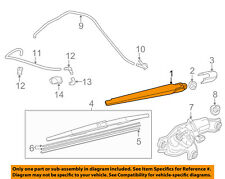 MAZDA OEM 10-13 3 Wiper-Rear Window Arm L20667421