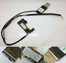 câble d'écran LCD pour HP G62 & Compaq Presario CQ62 15.6'' Ordinateur portable