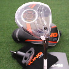 Cobra KING LTD Fairway 3-4 Wood Adjustable - Aldila Rogue Regular Flex - NEW