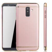 Cell Phone Case Protective for Samsung Galaxy A6 plus 2018 Bumper Cover Rose