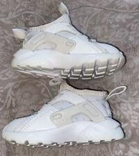 Baby Nike Huarache Blanco Talla 3.5