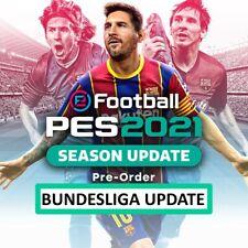 PES eFootball 2021 Update Optionsfile Update Bundesliga Pro Evolution Soccer PS4