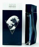 Aqua Kenzo Pour Homme Cologne by Kenzo 3.3 oz. EDT Spray for Men Sealed Box