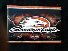 HARLEY DAVIDSON SCREAMIN EAGLE 3 INCH MAGNET