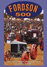 DVD - Fordson 500