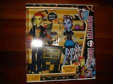 Heath Burns Monster High boy doll new in box  moster high heath burns boy doll