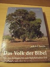 Das Volk der Bibel. Von den Anfängen bis zum Babylonischen Exil. NEU Isserlin.