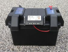 Smart Battery Box with Solar Charge Controller