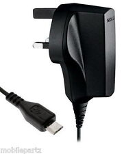 Genuine Nokia AC-6X Mains Charger for Lumia 600 610 700 710 800 808 900 920