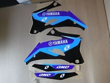 One Industries Delta graphics YAMAHA YZ250F YZ450F   2006 2007 2008 2009