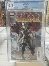 Thor 5 zombie variant CGC 9.8 1st print