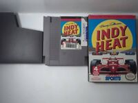 Danny Sullivan's Indy Heat (Nintendo Entertainment System, 1992)