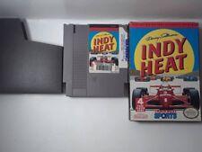 Danny Sullivan's Indy Heat (Nintendo Entertainment System, 1992)