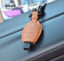 für Mercedes Schlüssel Etui Leder W212 W204 W209 W221 W222 W251 AMG Key Case Neu