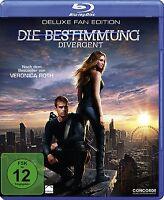 Die Bestimmung - Divergent [Blu-ray] Shailene Woodley Neu!