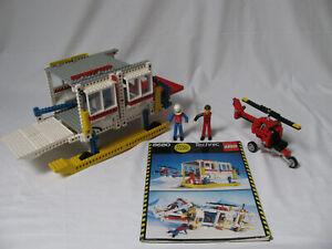 Vintage Lego Technic 8680 Arctic Rescue Base