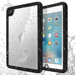 iPad mini 4 iPad  9.7'' iPad Pro/ Air 2 Waterproof Case Clear Underwater Cover