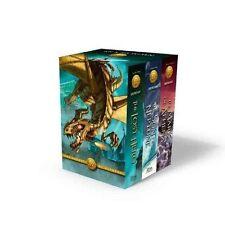The Heroes of Olympus Paperback 3-Book Boxed Set - Paperback NEW Riordan, Rick 2