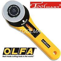 OLFA RTY-3/G 60mm HEAVY DUTY Rotary Cutter heavy fabric,paper,vinyl,film japan