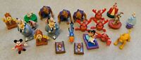 Disney Mixed Lot of Retro 1990's Mcdonald's / Vintage collectables toys