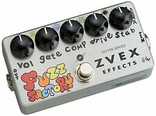 Z.VEX Fuzz Factory Vexter Series Guitar Effect Stomp Pedal NEW FREE EMS