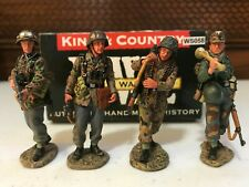 King & Country WS058 - Fighting Patrol - Retired