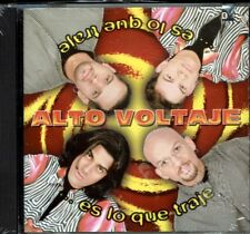 Alto Voltaje Es lo que Traje   BRAND  NEW SEALED CD
