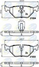 Rear Brake Pads FOR MG 6 1.8 1.9 10->ON Hatchback Saloon Diesel Petrol Comline