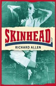 Skinhead by Allen, Richard Book The Cheap Fast Free Post New Book