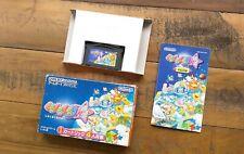 KURU KURU KURURIN - Game Boy Advance GBA Japan Game - Complete in Box CIB