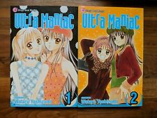 Ultra Maniac Vol 1 & 2 by Shojo Beat Manga