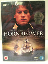 Hornblower: The Complete Collection Dvd Brand New & Factory Sealed            D4
