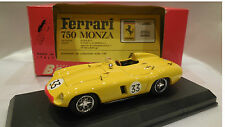 BEST 1/43 FERRARI 750 MONZA #33 - SPA 1955 ART. 9049