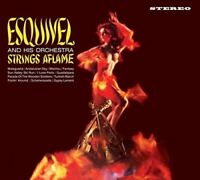 Juan Garcia Esquivel - Strings Aflame / Latin-Esque [New CD] Spain - Import