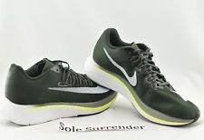 Nike Zoom Fly - SIZE 7 - NEW - 880848-301 Sequoia Olive White Black Volt Street
