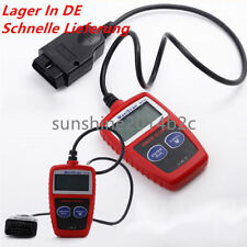 KW806 CODE READER OBD2 KFZ AUTO DIAGNOSEGER?T SCANNER CANBUS Fehler WerkzeugXI